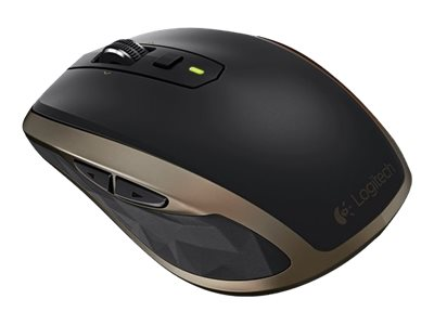 Logitech MX Anywhere 2 Laser Trådløs Sort