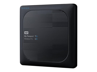 WD My Passport Wireless Pro WDBSMT0030BBK 3TB