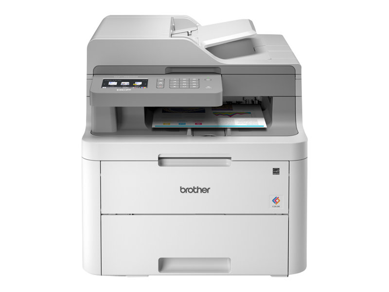 Brother DCP-L3550CDW - imprimante multifonctions - couleur