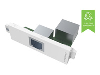 Picture of VISION TechConnect 3 RJ45 module - modular facility plate snap-in (TC3 RJ45)