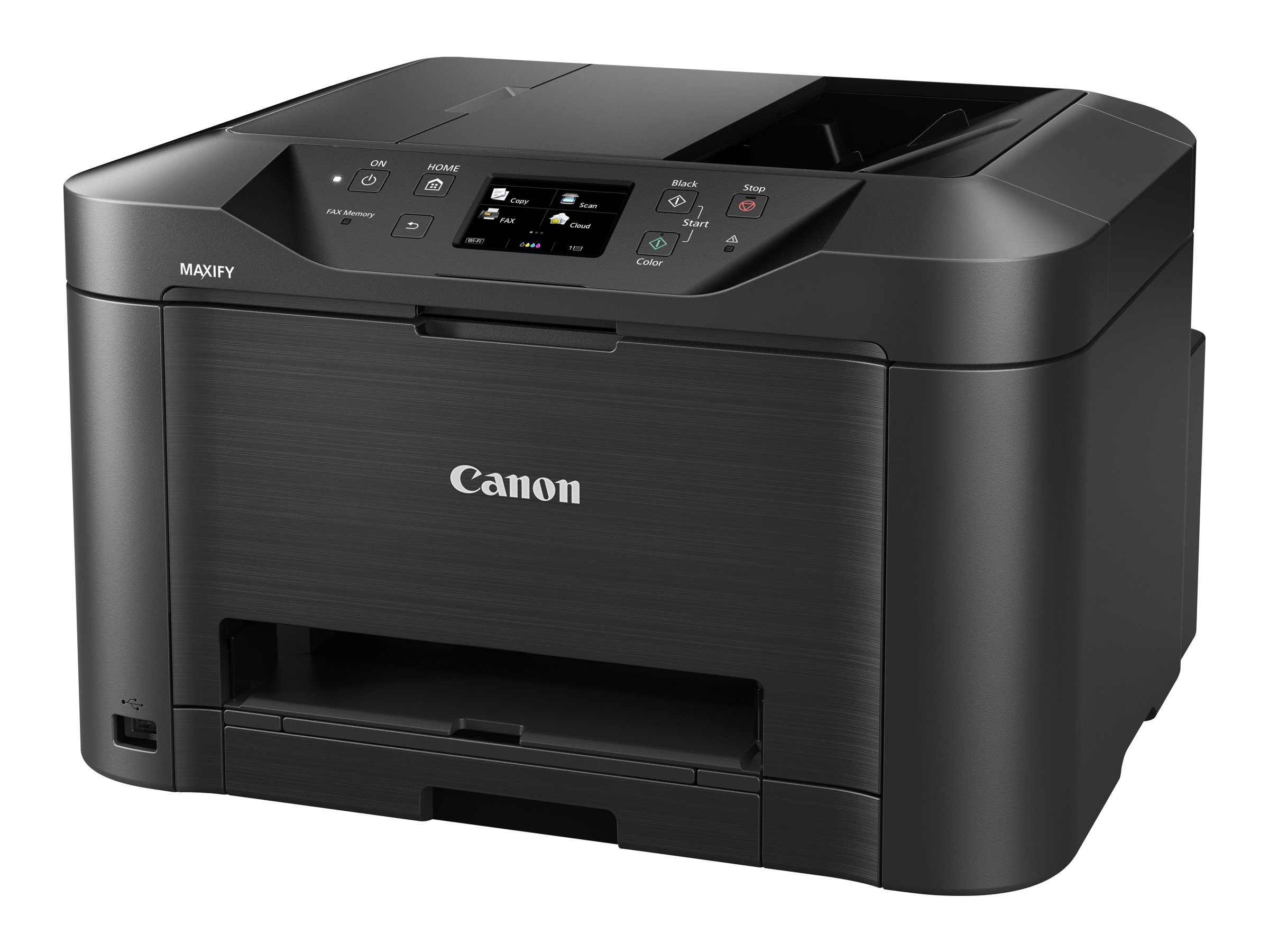 Canon MAXIFY MB5050 - Multifunktionsdrucker - Farbe - Tintenstrahl - A4 (210 x 297 mm), Legal (216 x 356 mm) (Original) - A4/Legal (Medien)