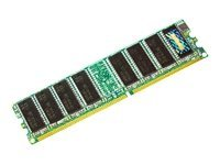 Transcend - DDR - module - 512 MB - DIMM 184-pin - 333 MHz / PC2700 - unbuffered