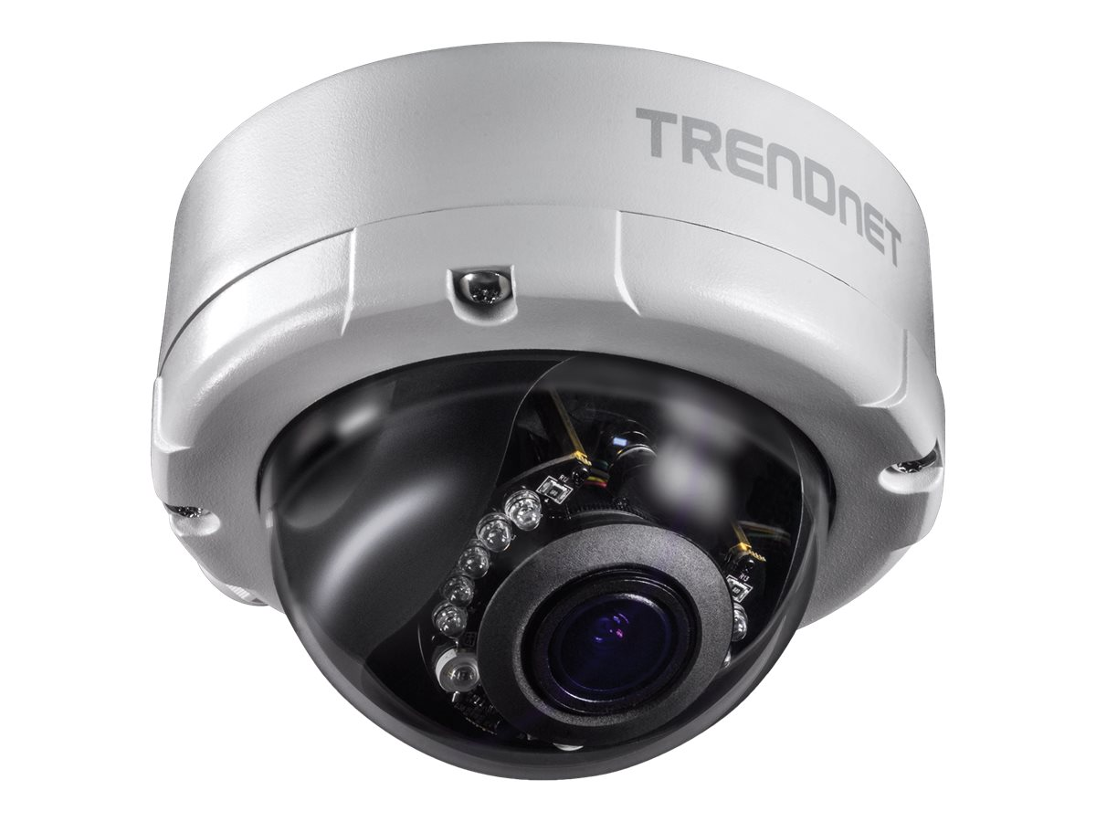 TRENDnet TV IP345PI - network surveillance camera - dome