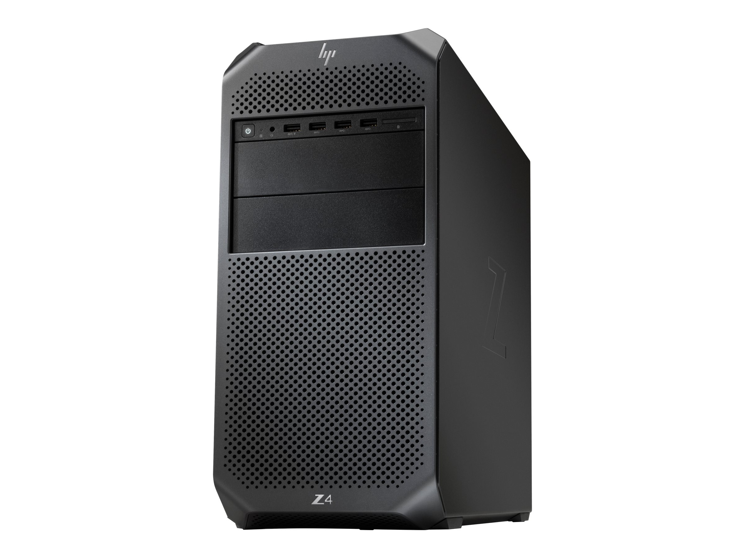 HP Workstation Z4 G4 - MT - 4U - 1 x Xeon W-2133 / 3.6 GHz - RAM 16 GB - SSD 256 GB