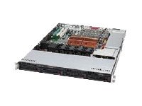 Supermicro SuperServer 6016GT-TF-FM105 - rack-mountable - no CPU - 0 GB