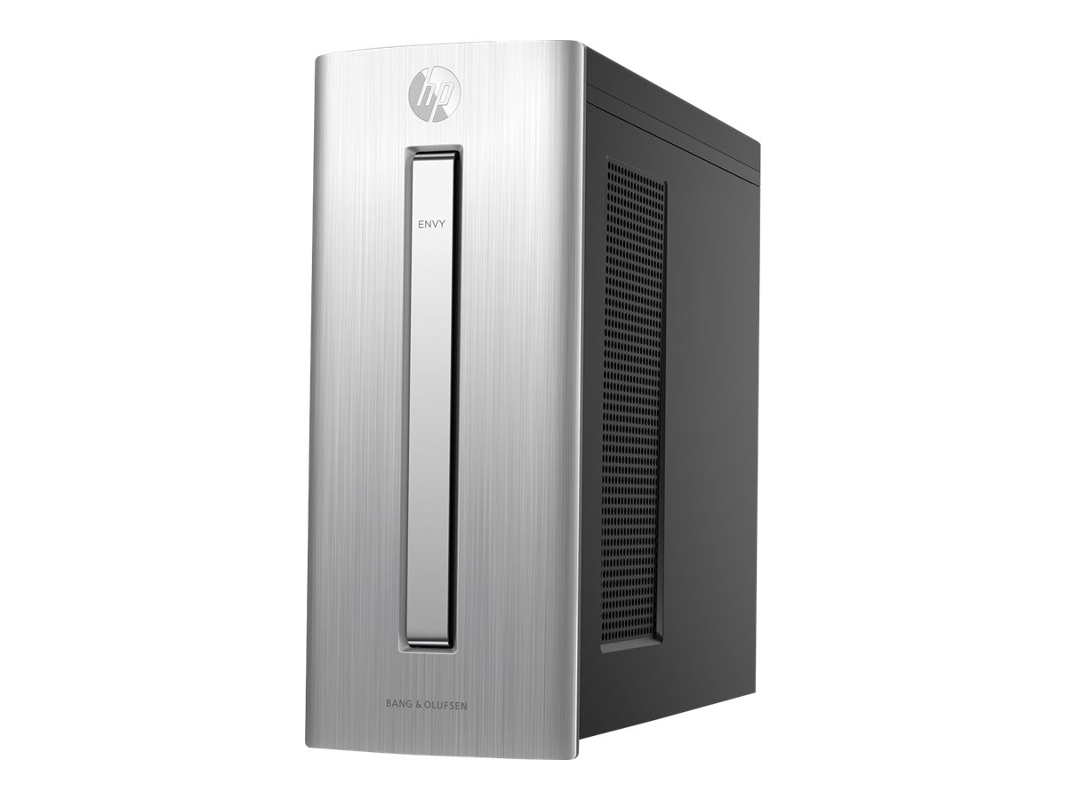 HP ENVY 750-102ng - Tower - 1 x Core i5 6400 / 2.7 GHz - RAM 8 GB - SSD 128 GB - DVD SuperMulti