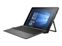 HP Pro x2 612 G2 Tablet with detachable keyboard Core m3 7Y30 / 1 GHz Win 10 Home 64-bit