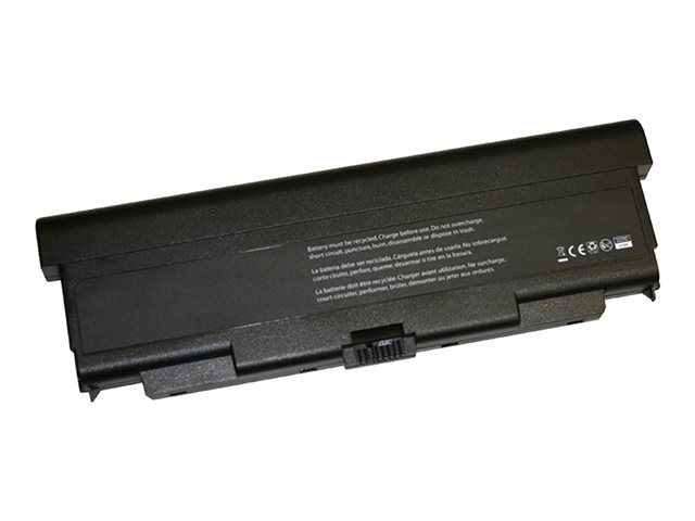 V7 - Notebook battery (equivalent to: Lenovo 0C52864) - lithium ion - 9-cell