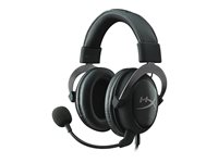 HyperX Cloud II Kabling Headset Sort Grå