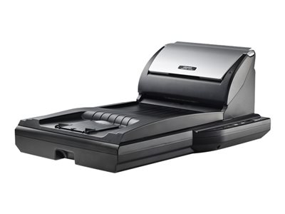Plustek SmartOffice PL2550 - Document scanner - Duplex - 8.7 in x 14 in - 600 dpi x 600 dpi - up to 25 ppm (mono) / up to 8 ppm (color) - ADF (50 sheets) - up to 1500 scans per day - USB 2.0