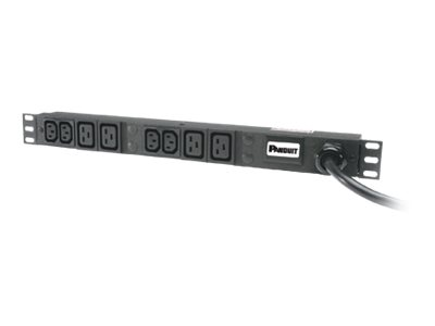 Panduit Basic Rack PDU - power distribution unit - 3.7 kW