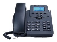 AudioCodes 405 IP Phone - VoIP phone - 3-way call capability