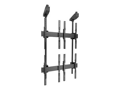 Chief Fusion LCM2X2UP Mounting component for 2x2 video wall black screen size: 40INCH-50INCH