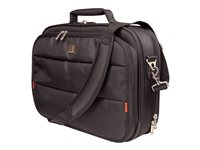 Urban Factory City Classic Plus Laptop Bag 12/13.3INCH Black Notebook carrying case 14.1INCH