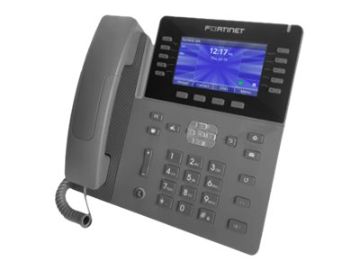 Fortinet FortiFone FON-480 - VoIP phone - with Bluetooth interface with caller ID - 3-way call capability