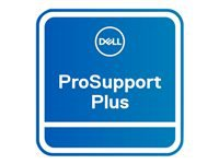 Dell Upgrade from 1Y ProSupport to 4Y ProSupport Plus - Extended service agreement - parts and labor - 4 years - on-site - 10x5 - response time: NBD