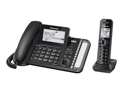 Panasonic KX-TG9581 Corded/cordless answering system
