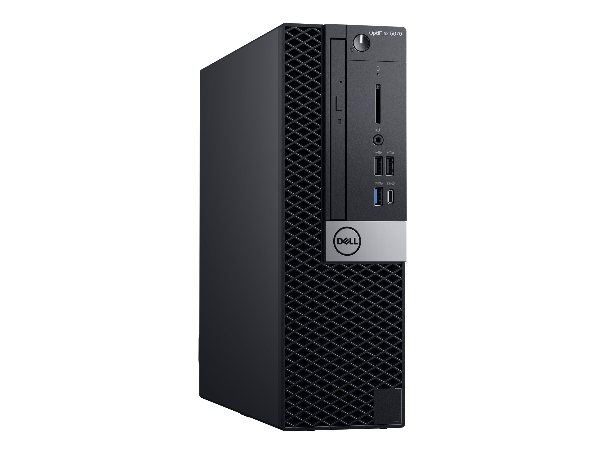Dell OptiPlex 5070 - SFF - Core i5 9500 3 GHz - 8 GB - 500 GB - with 3-year ProSupport NBD