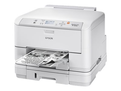 Epson WorkForce Pro WF-M5194 - Printer - monochrome - Duplex - ink-jet - A4/Legal - 1200 x 2400 dpi - up to 20 ppm - capacity: 330 sheets - USB 2.0, Gigabit LAN, Wi-Fi(n)