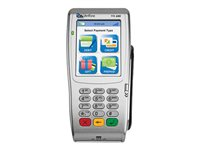 VeriFone VX 680 GPRS Signature terminal with magnetic card reader w/ LCD display wired