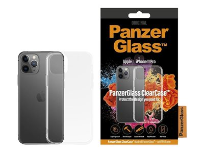 PanzerGlass ClearCase Back for Apple iPhone 11 Pro