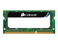 CORSAIR Mac Memory DDR3  8GB kit 1066MHz CL7  Ikke-ECC SO-DIMM  204-PIN