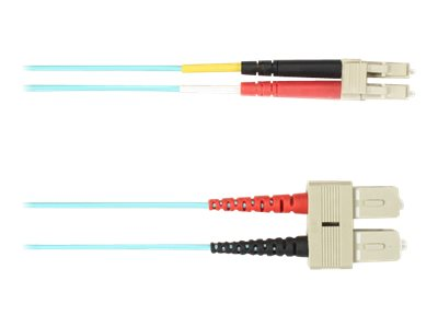 Black Box patch cable - 20 m - aqua
