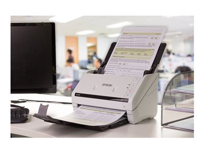Epson DS-530 Document scanner Contact Image Sensor (CIS) Duplex Legal 600 dpi x 600 dpi  image