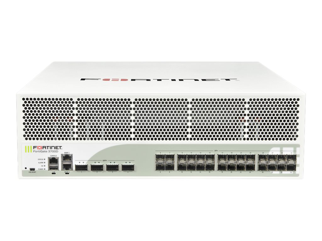 Fortinet FortiGate 3700D-DC - NEBS - security appliance