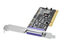 SIIG DP 1-Port ECP/EPP Parallel PCI - parallel adapter - PCI - IEEE 1284