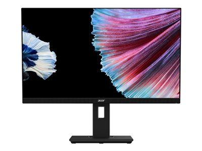 Acer B277U bmiipprzx LED monitor 27INCH 2560 x 1440 WQHD IPS 350 cd/m² 1000:1 4 ms