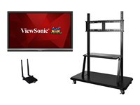 ViewSonic ViewBoard IFP7550-E2 75INCH Class LED display interactive 4K UHD (2160p) 3840 x 2160