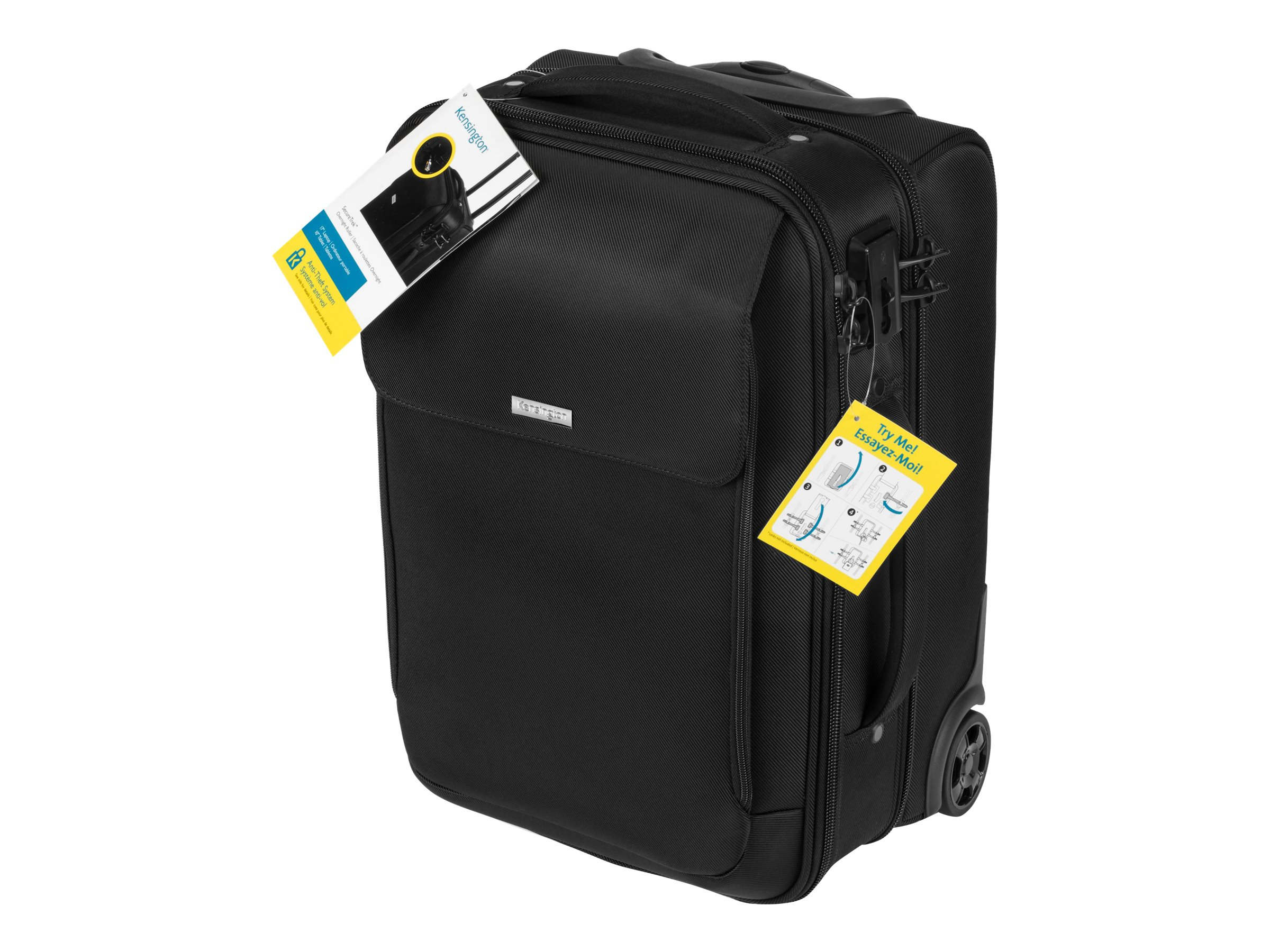 Kensington SecureTrek - Notebook-Tasche - 43.2 cm (17