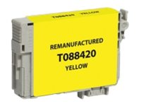 Dataproducts Yellow remanufactured ink cartridge (alternative for: Epson 88)
