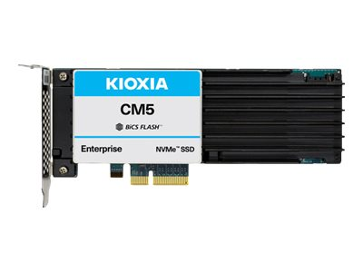 KIOXIA CM5-V Mainstream - solid state drive - 3.2 TB - PCI Express 3.0 x4 (NVMe)