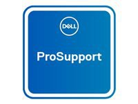 Dell Upgrade from 1Y Basic Onsite to 3Y ProSupport - Extended service agreement - parts and labor - 3 years - on-site - 10x5 - response time: NBD