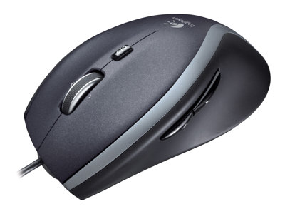 Logitech M500 Mouse laser wired USB