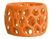 3D Systems - Neon orange - ABS filament (3D) - for 3D Systems CubePro, CubePro Duo, CubePro Trio