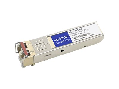 AddOn HP 0231A452 Compatible SFP Transceiver - SFP (mini-GBIC) transceiver module - GigE