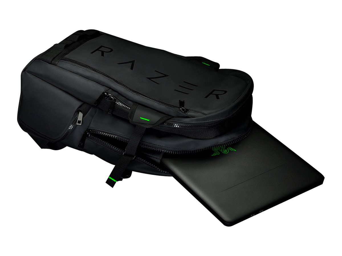 Razer Rogue Notebook Carrying Backpack Rc81 02410101 0500 Utility Black S17847242 814855021642 New