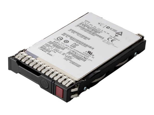 HPE Read Intensive - solid state drive - 3.84 TB - SATA 6Gb/s