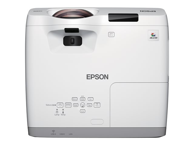 V11h673041 Epson Eb 530 3lcd Projector Lan Currys