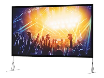 Da-Lite Fast-Fold NXT HDTV Format Projection screen with folding legs 220INCH (220.1 in) 16:9