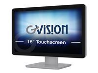 GVision D15ZC D Series LED monitor 15.6INCH touchscreen 1920 x 1080 Full HD (1080p)