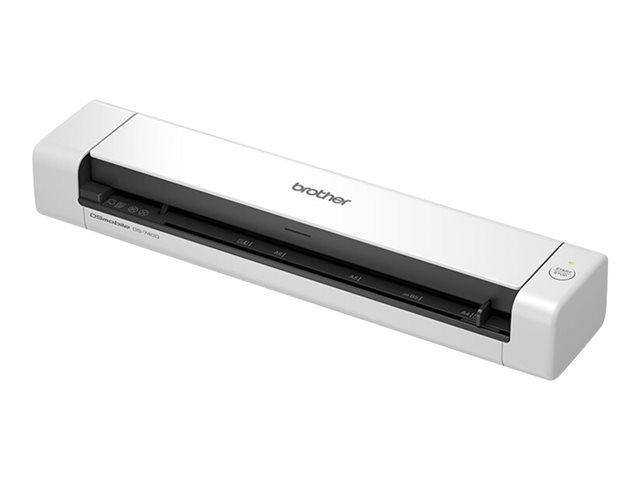 Image of Brother DSmobile DS-740D - sheetfed scanner - portable - USB 3.0