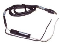 Lind - power cable - bare wire to DC jack - 91.4 cm