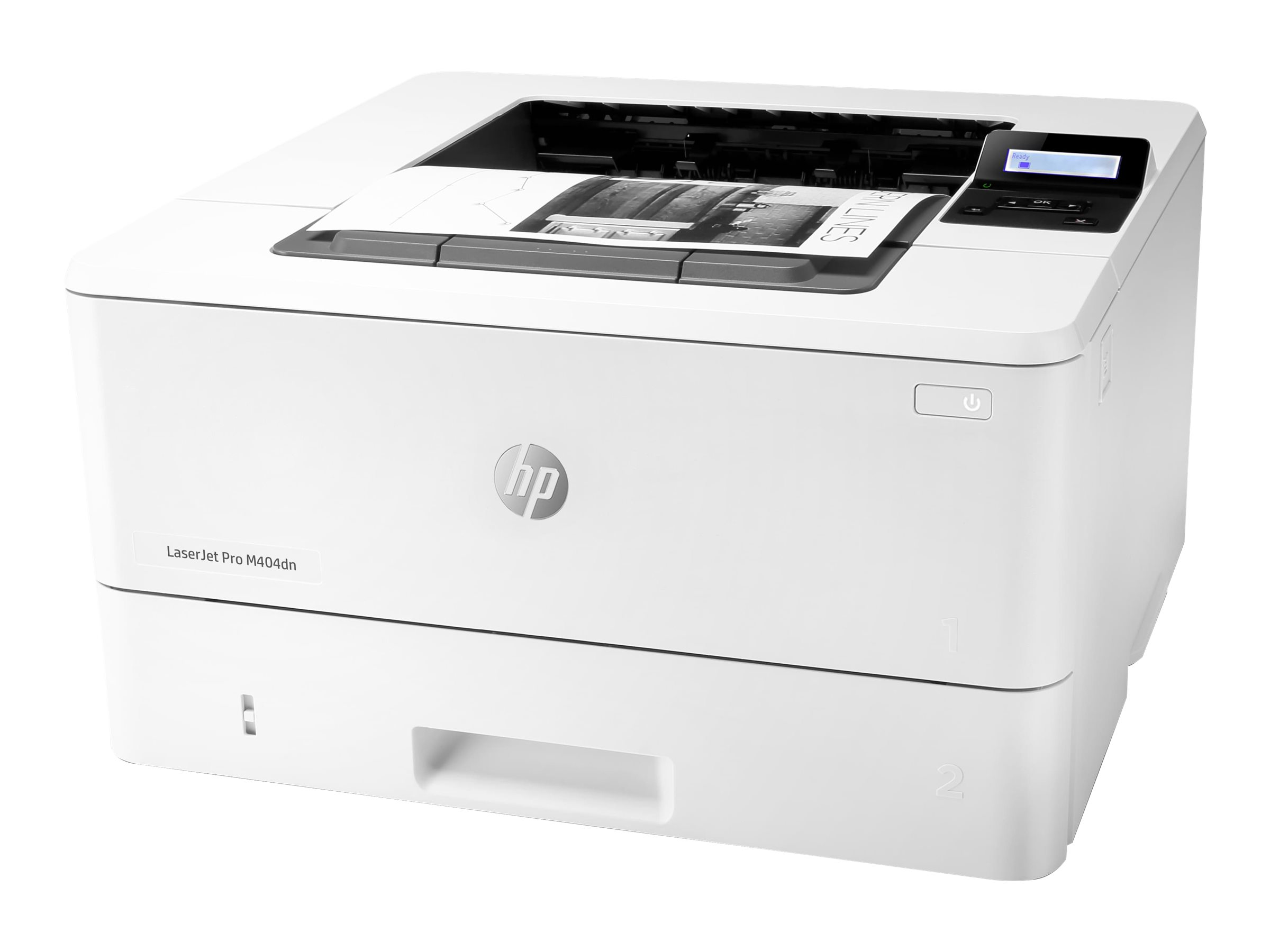 HP LaserJet Pro M404dn - printer - B/W - laser