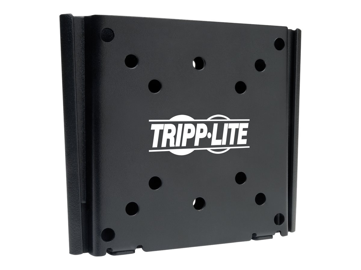 "Tripp Lite Display TV LCD Wall Monitor Mount Fixed 13"" to 27"" TVs / EA / Flat-Screens - wall mount (Low Profile Mount)"