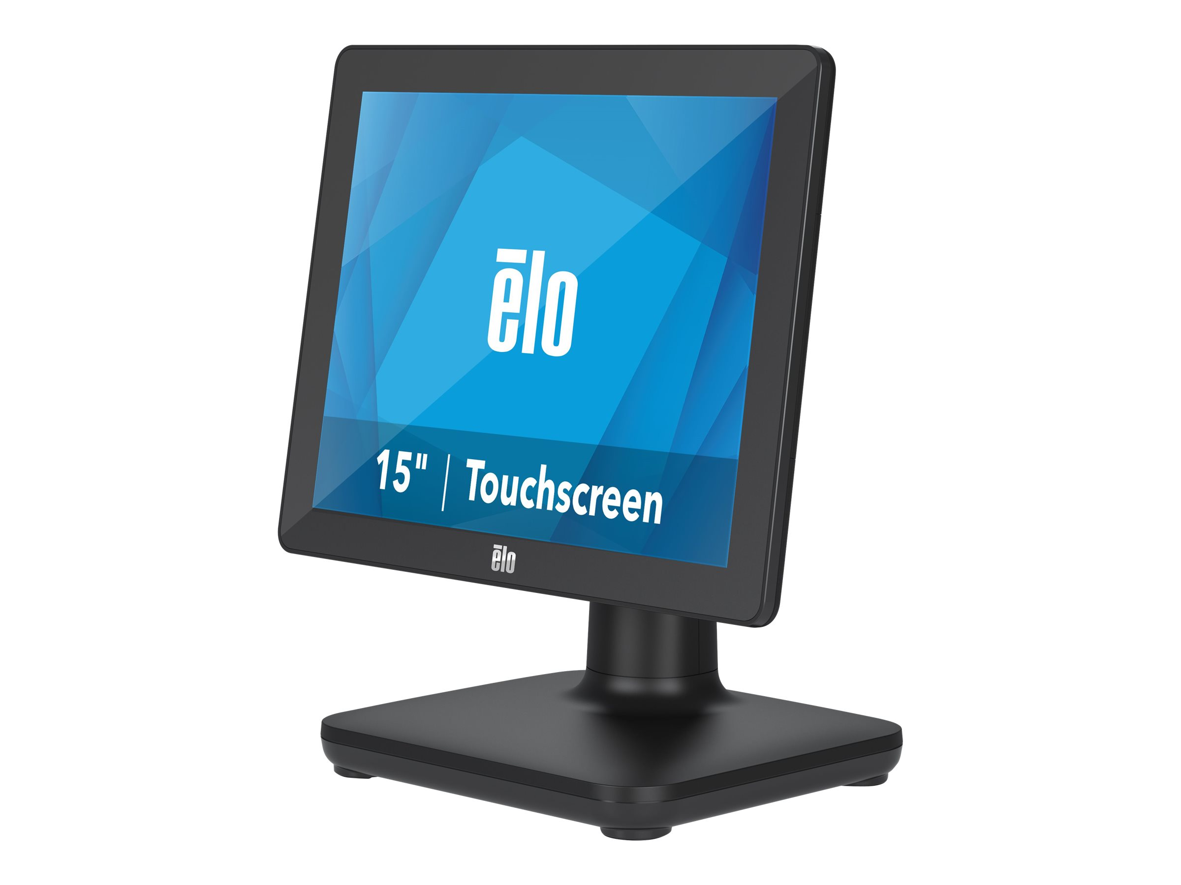 Elo EloPOS System, 38,1cm (15 Zoll), Projected Capacitive, SSD, 10 IoT ME, schwarz