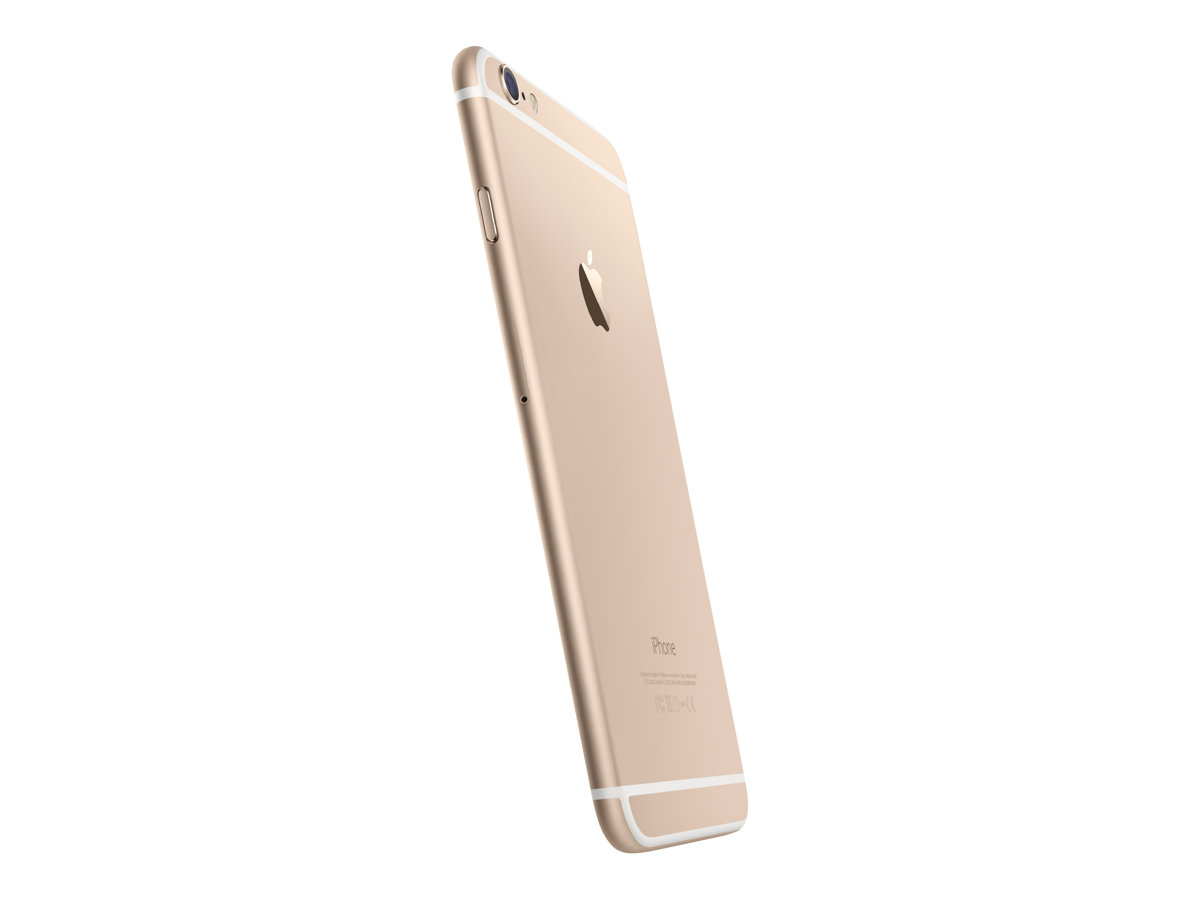 Apple Iphone 6 Smartphone Reconditionne 4g Lte 16 Go Cdma Gsm Or